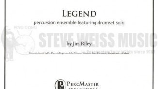 Legend - Original Composition For Percussion Ensemble